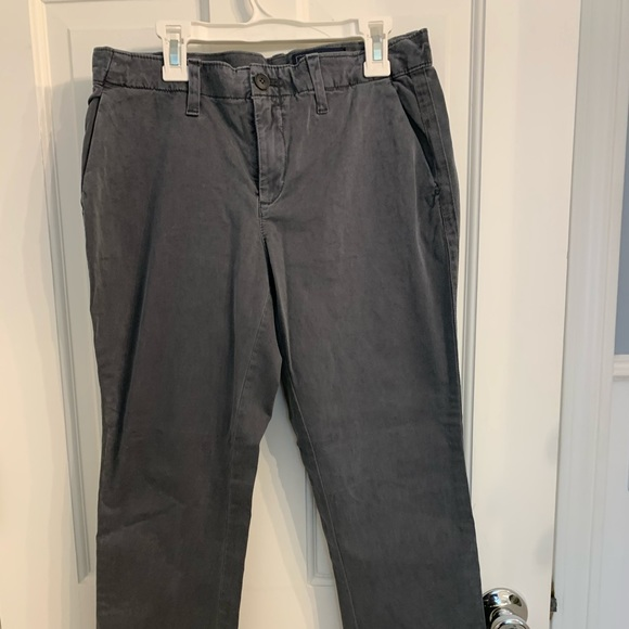 GAP Pants - Gap girlfriend chinos